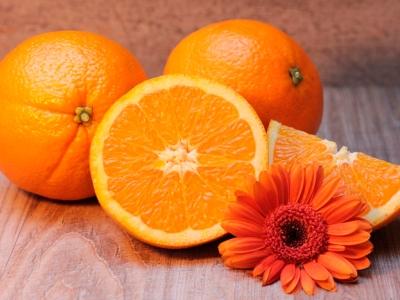 benefícios laranja